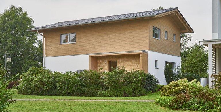 Concepthaus CASA VITA (Sonnleitner Holzbauwerke) Copyright: