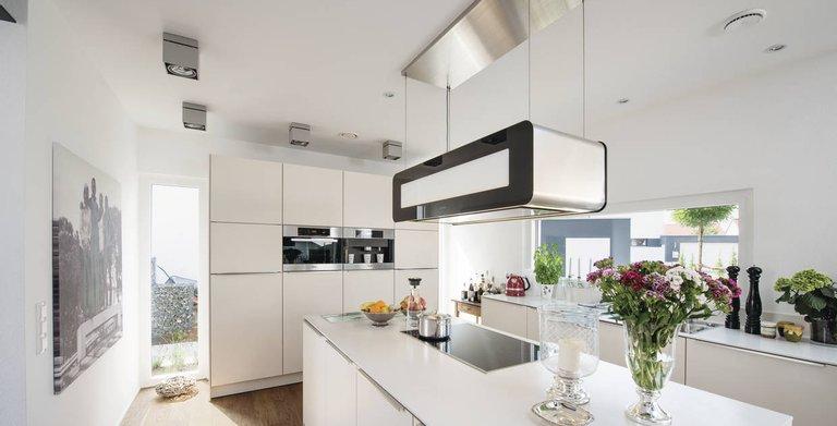 Moderne Küche Copyright: WeberHaus