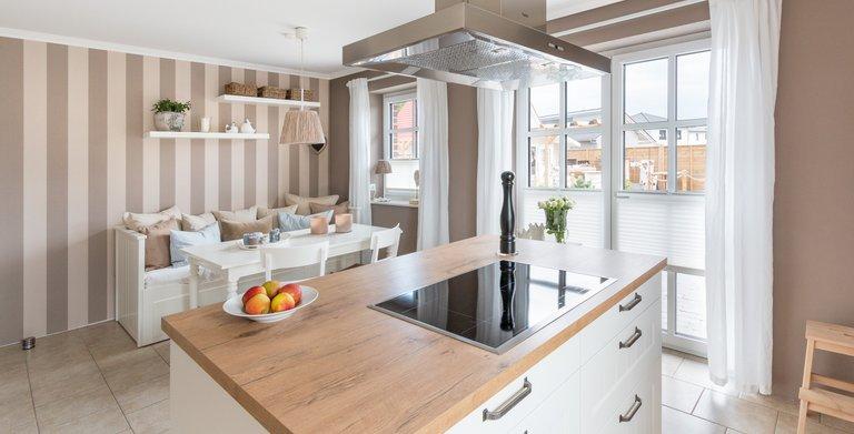 Friesenhaus 160 - Küche