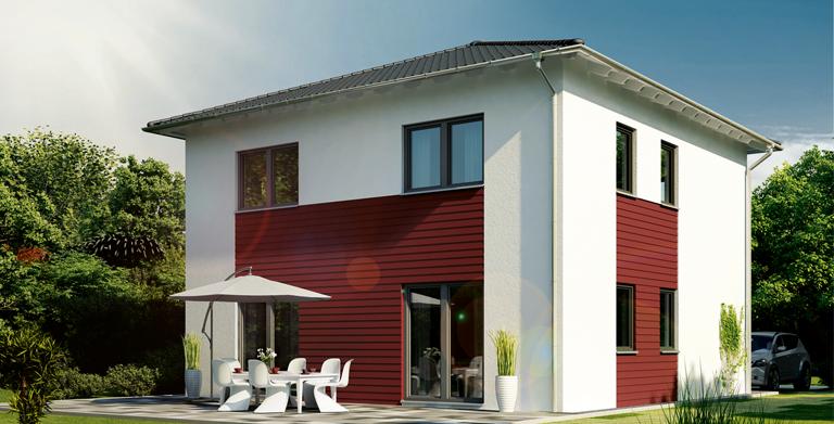 hebelHAUS EFH Stadthaus 22.1 von HebelHAUS (ein Geschäftsbereich der Xella Aircrete Systems GmbH)