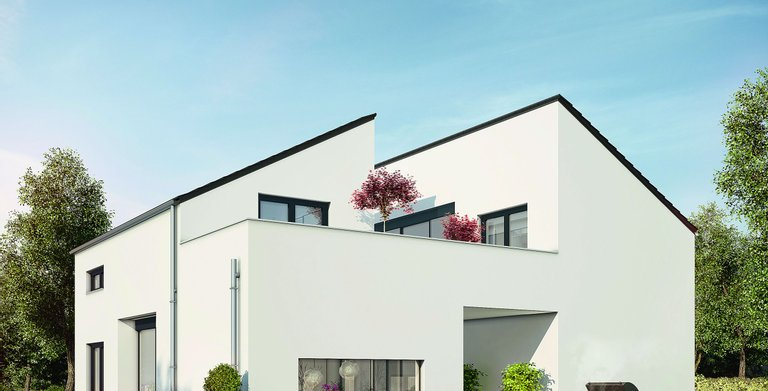 Musterhaus Bad Vilbel Von Okal Haus Gmbh Hausbaubuchinfo