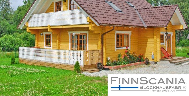 Blockhaus 120 von FINNSCANIA