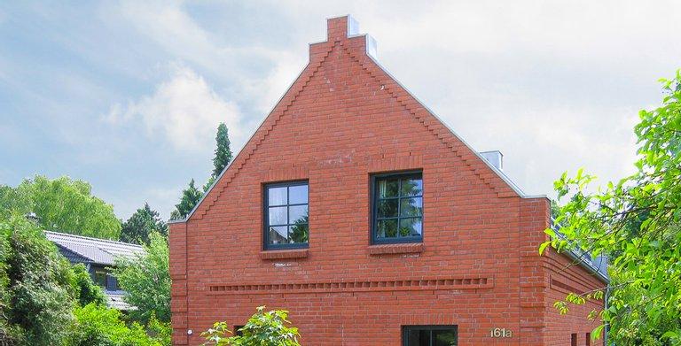 Giebelhaus 170 von ECO System HAUS GmbH