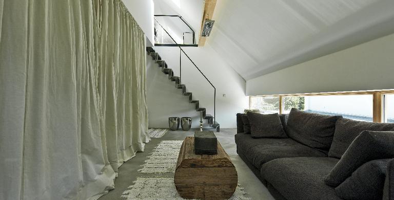 Wohnbereich Dachgeschoss Copyright: BAUMEISTER-HAUS