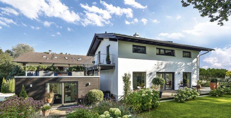 Haus Bad Endorf von Regnauer Hausbau GmbH & Co. KG
