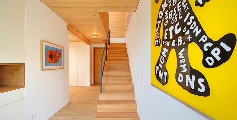 Haus Lehner - Innenansicht Copyright: