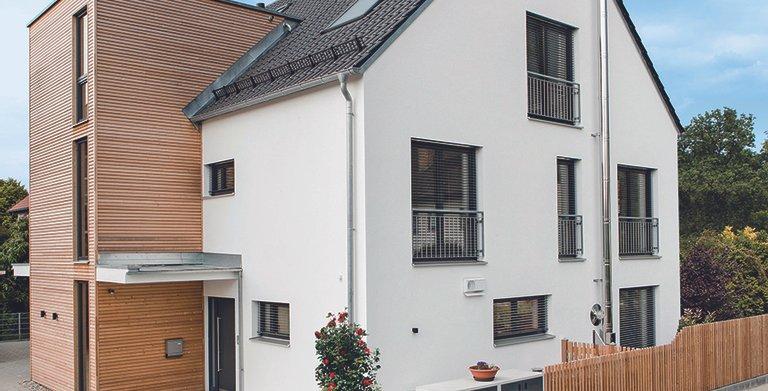 Gruber Haus München - Außenansicht Copyright: