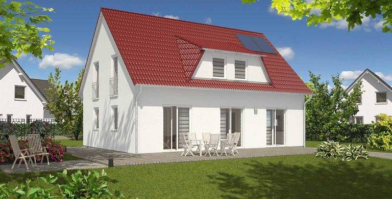 landhaus 142 von town country haus lizenzgeber gmbh fertigh user und. Black Bedroom Furniture Sets. Home Design Ideas