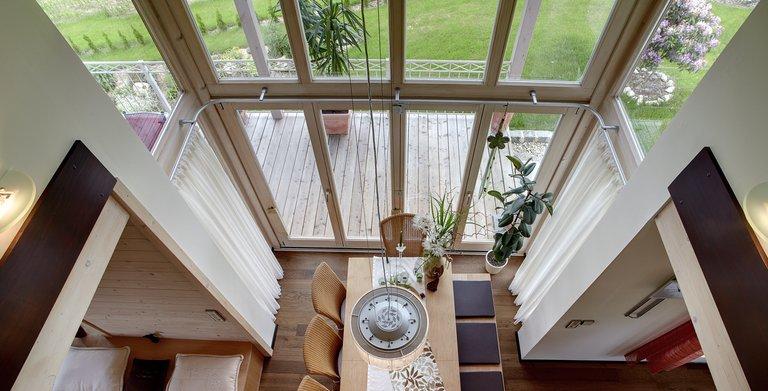 Kundenhaus STÖCKL  (Sonnleitner Holzbauwerke) Copyright: