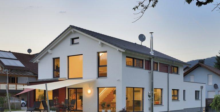 Haus Ingelfinger von Fertighaus WEISS GmbH