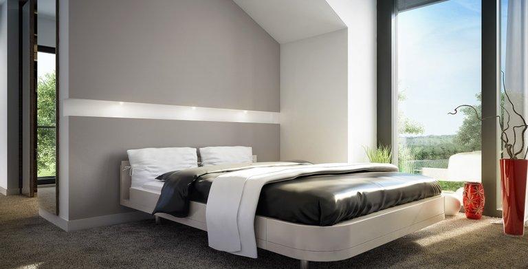 Wohnbeispiel Schlafzimmer Copyright: © Bien-Zenker GmbH