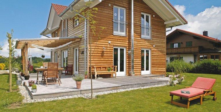 Haus Jettenbach von Regnauer Hausbau GmbH & Co. KG