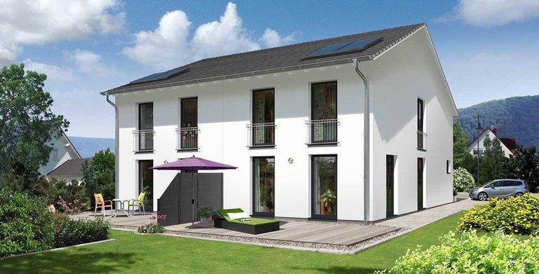 Doppelhaus Aura 125 - Elegance Copyright: Town & Country Haus