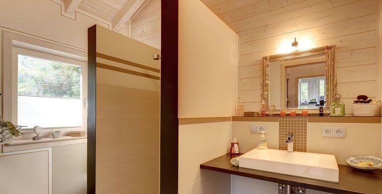 Kundenhaus AM FALKENBERG (Sonnleitner Holzbauwerke) Copyright: