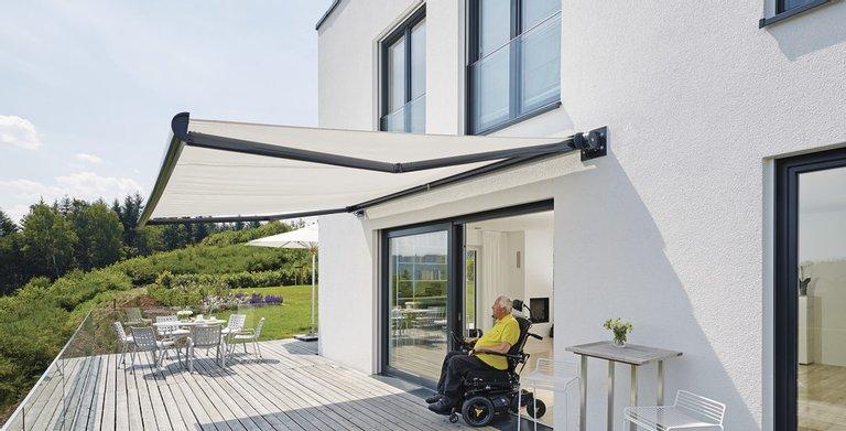 barrierefreies traumhaus in zeitloser sthetik von. Black Bedroom Furniture Sets. Home Design Ideas