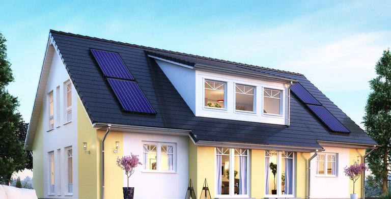 Generationenhaus SH 232 EW von ScanHaus Marlow GmbH