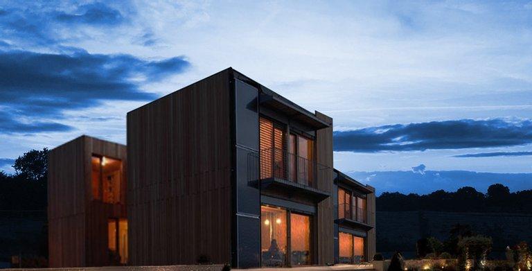 Solarhaus Autark +PV+Speicher+E-Auto - geht´s besser ? Copyright:
