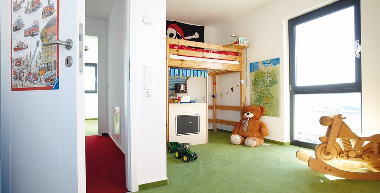 Kinderzimmer Copyright: FingerHaus