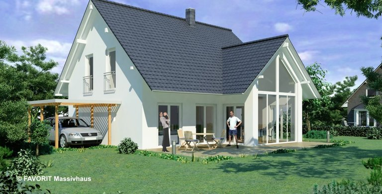 Select 129 von FAVORIT MASSIVHAUS GmbH & Co. KG