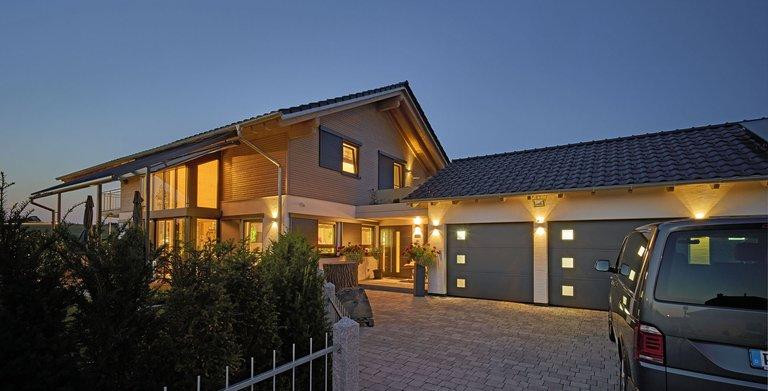 Kundenhaus NIEDERHOFER (Sonnleitner Holzbauwerke) Copyright: