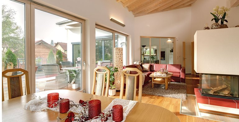 Kundenhaus LANGMEYER (Sonnleitner Holzbauwerke) Copyright: