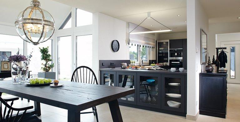 Küche und Essbereich Copyright: FingerHaus