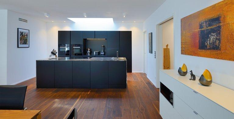 Naturholzhaus Azur Küche Copyright: