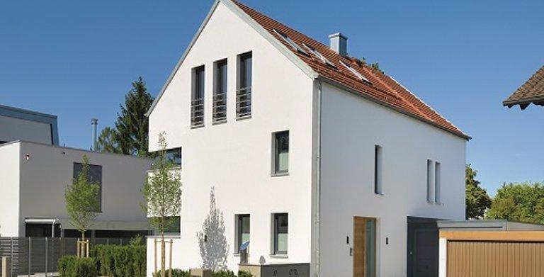 Gruber Haus Silbereiche von Gruber Holzhaus GmbH