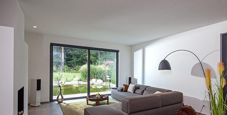 Wohnbereich Copyright: BAUMEISTER-HAUS