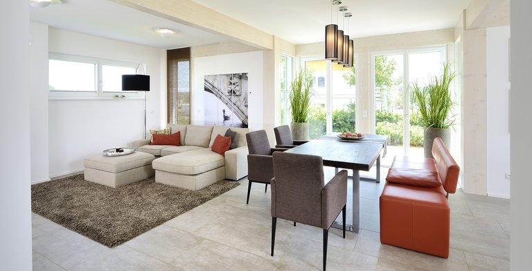 dreigiebelhaus tritos he dorf von kampa gmbh wohngl. Black Bedroom Furniture Sets. Home Design Ideas