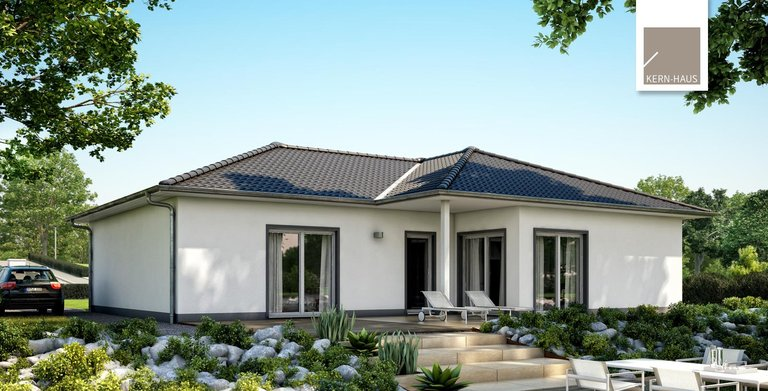 bungalow balance von kern haus ag wohngl. Black Bedroom Furniture Sets. Home Design Ideas