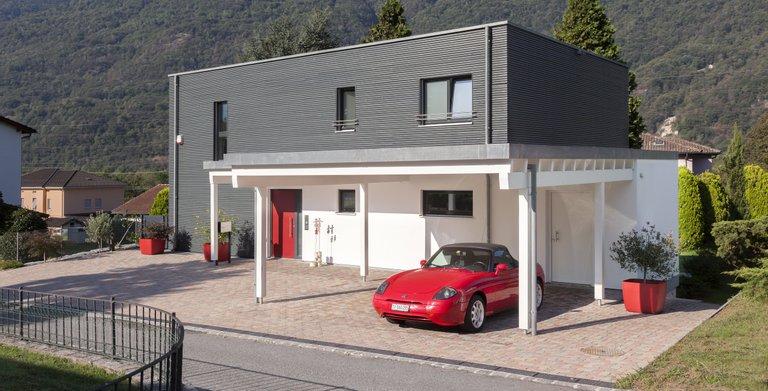 Barrierefreies Einfamilienhaus  von SchwörerHaus KG