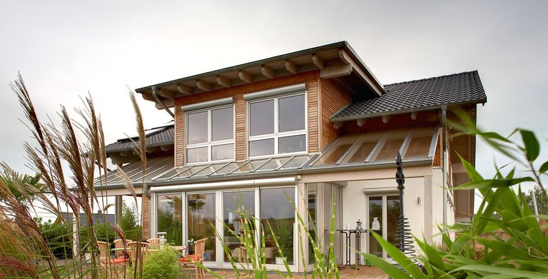 Kundenhaus SPANIER von Sonnleitner Holzbauwerke GmbH & Co. KG