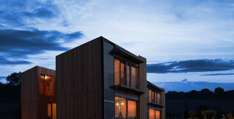 Vorschaubild Solarhaus Autark
