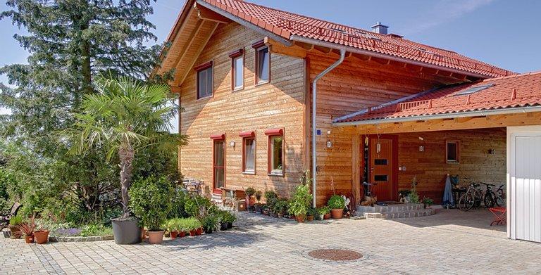 Kundenhaus MAILINGER von Sonnleitner Holzbauwerke GmbH & Co. KG