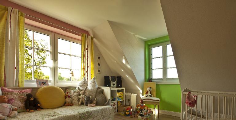 Kinderzimmer Copyright: BAUMEISTER-HAUS