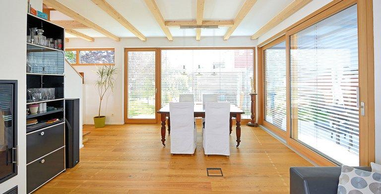 Haus Engelhart - Essbereich Copyright: