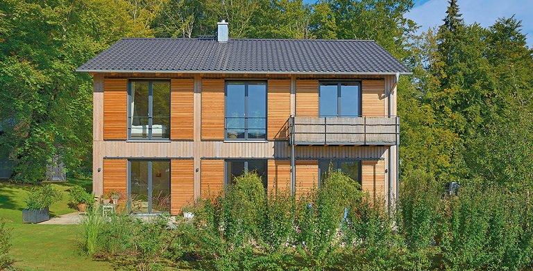 Gruber Haus Lehner von Gruber Holzhaus GmbH