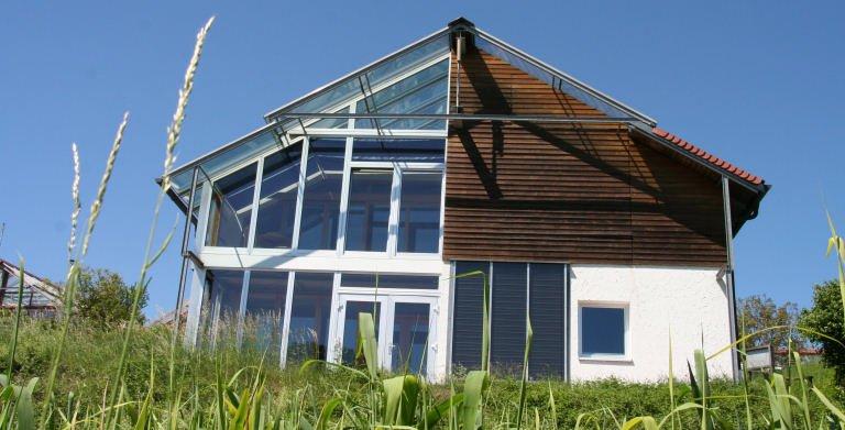 Informationszentrum und Ausstellung Copyright: Bio-Solar-Haus