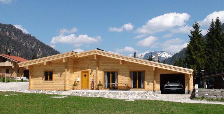 Blockhaus 150 Copyright: MAD Mannarchitecturedesign.com