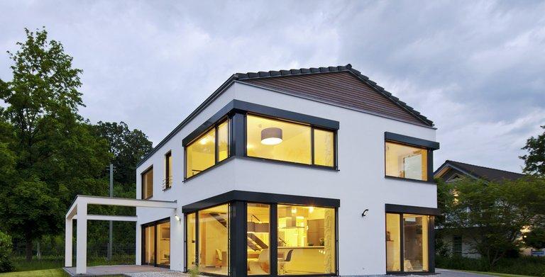 Musterhaus Ulm Copyright: Lehner Haus GmbH