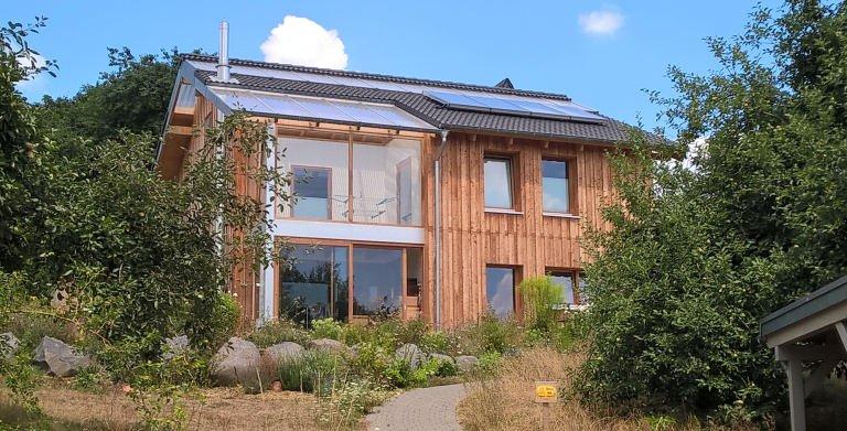 "Kundenhaus ""Limburg"" Copyright: Bio-Solar-Haus"