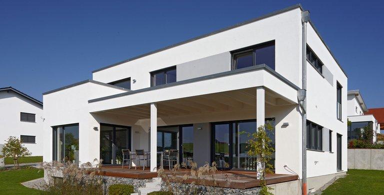 Felderer / Aussenansicht Sonnleitner Holzbauwerke