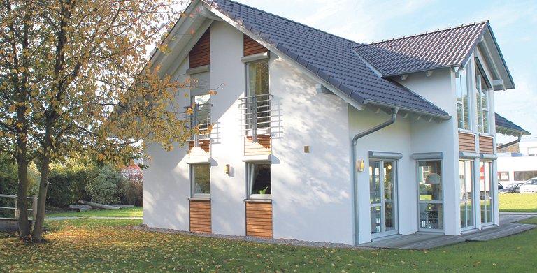 Musterhaus Heidenheim Copyright: Lehner Haus GmbH