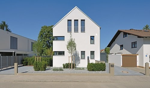 Gruber Haus Silbereiche