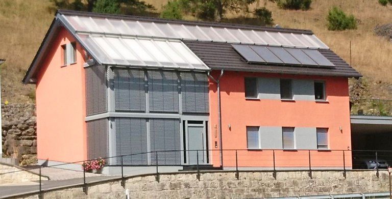 "Kundenhaus ""Bayreuth"" Copyright: Bio-Solar-Haus"