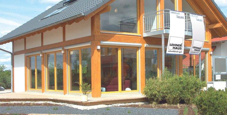 Musterhaus Poing Copyright: Lehner Haus GmbH
