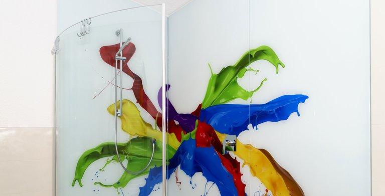 Glasprinter