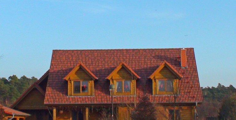 Blockhaus 255 mit Einliegerwohnung Copyright: MAD Mannarchitecturedesign.com