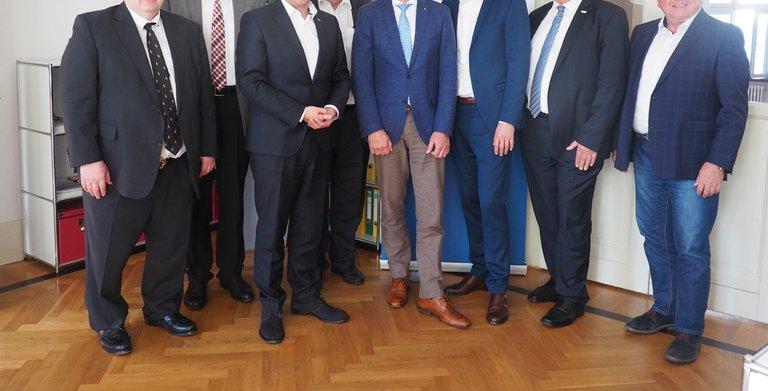 Neues VdZ-Präsidium (Oktober 2018)